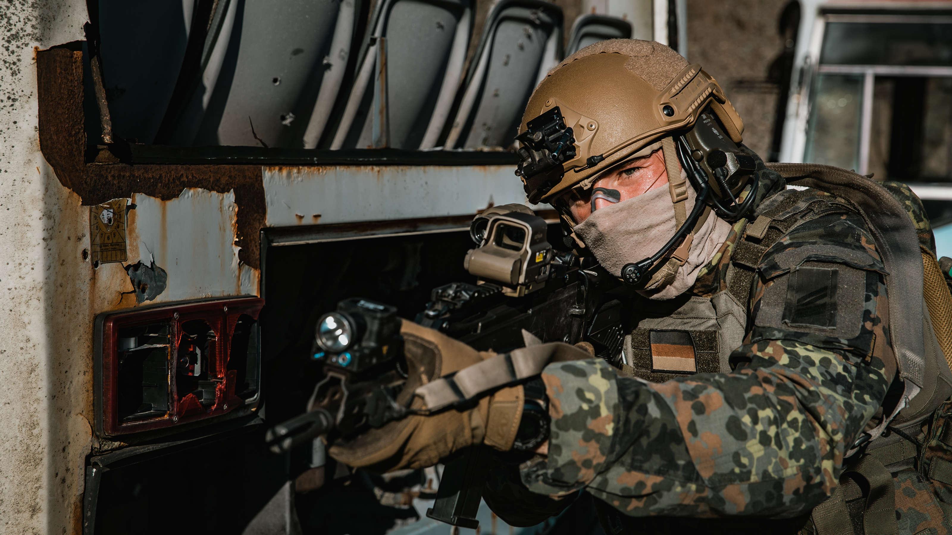 Division Ausrüstung