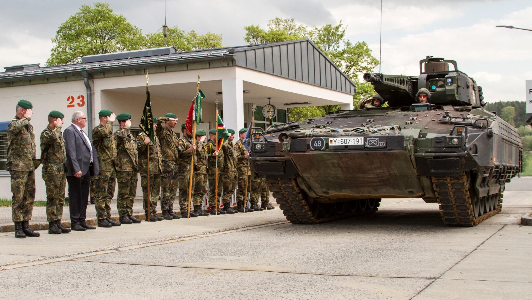 Panzergrenadierbataillon 122